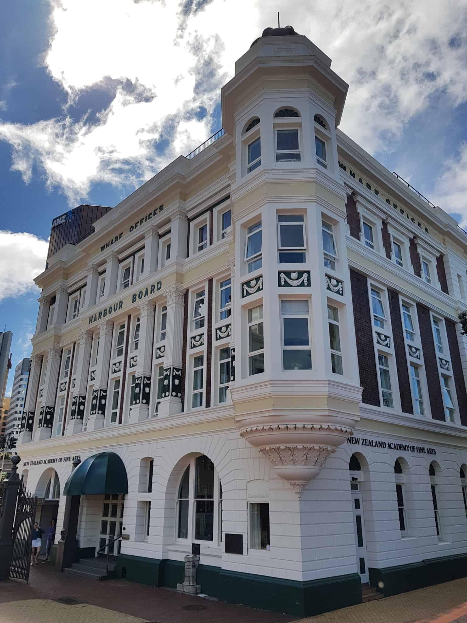 Nouvelle-Zélande, on visite  Wellington avant d'embarquer pour l'île du Sud ⛴ 10