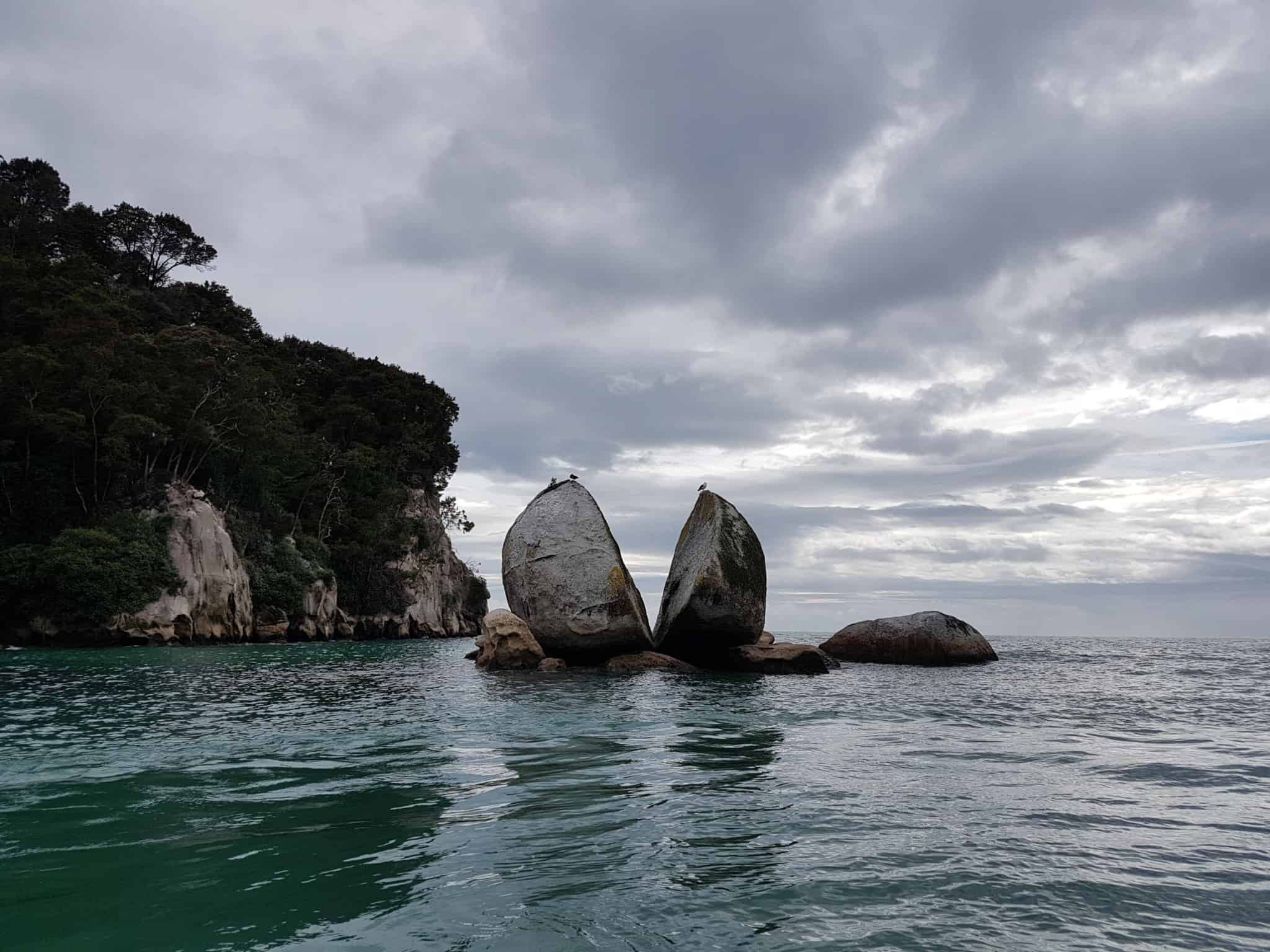 Nouvelle-Zélande, 24 km de randonnée sous la pluie dans le parc d'Abel Tasman 🌧 5