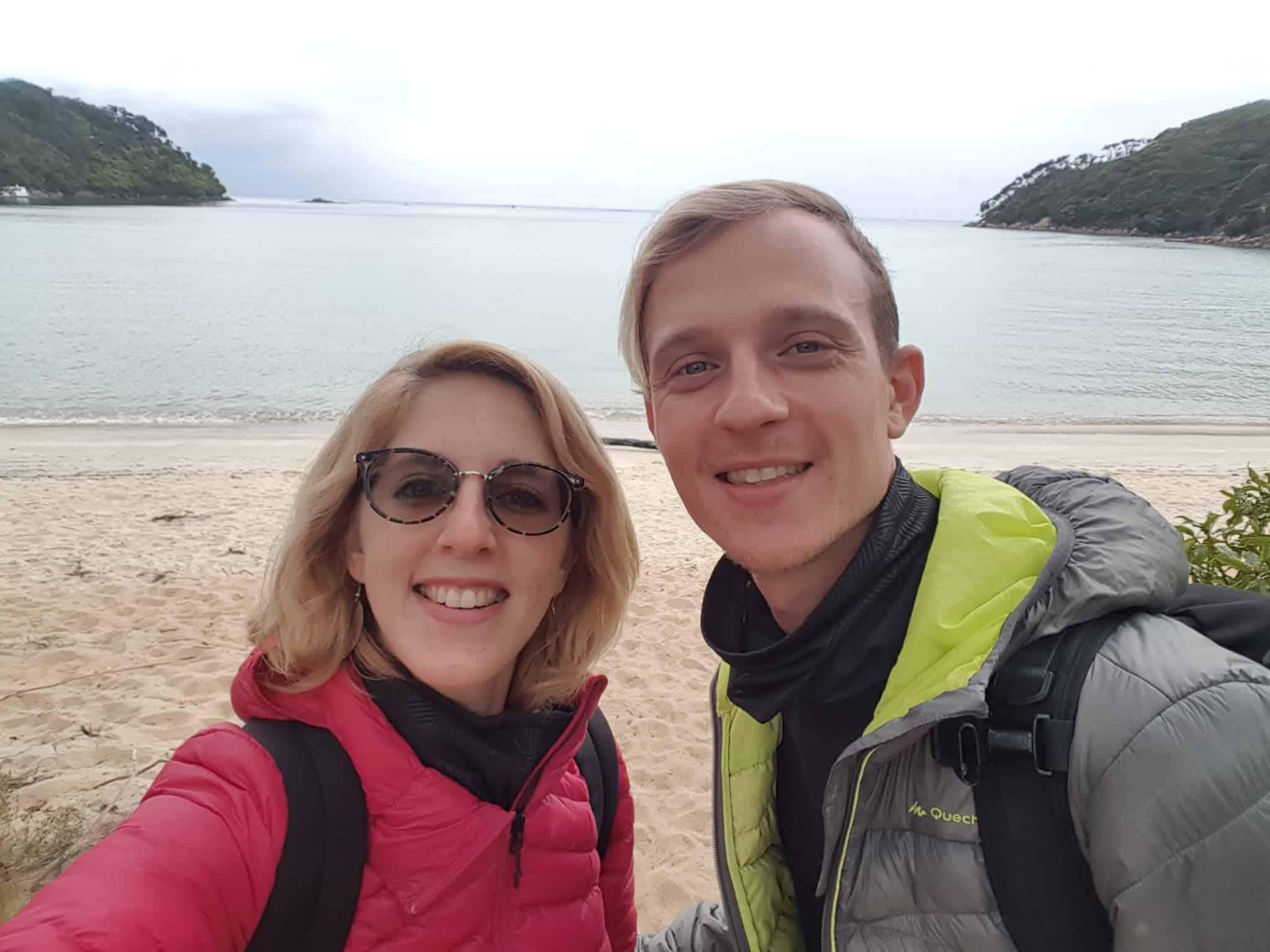 Nouvelle-Zélande, 24 km de randonnée sous la pluie dans le parc d'Abel Tasman 🌧 9
