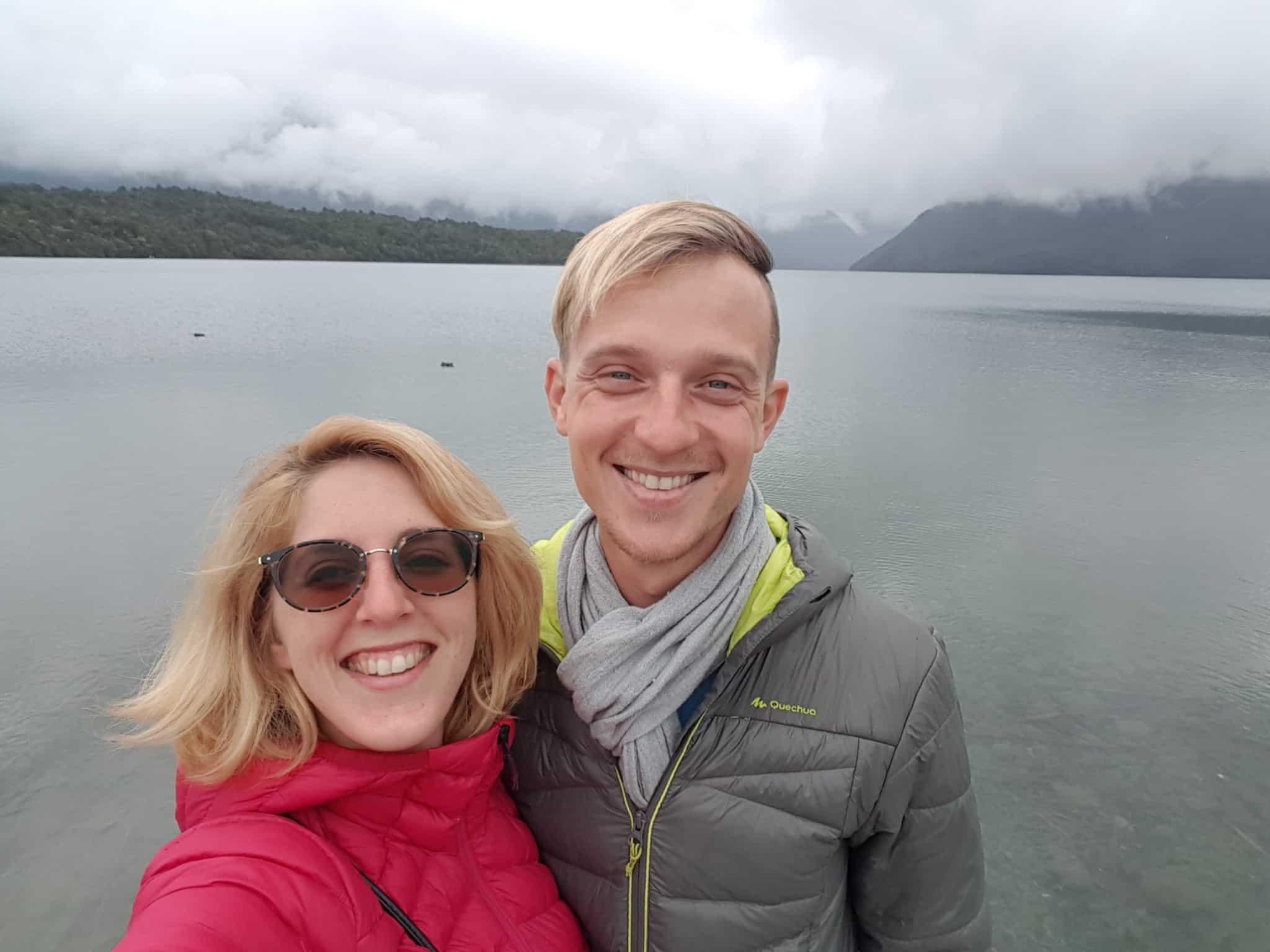 Nouvelle-Zélande, le paisible lac Saint Arnaud 🌥 3