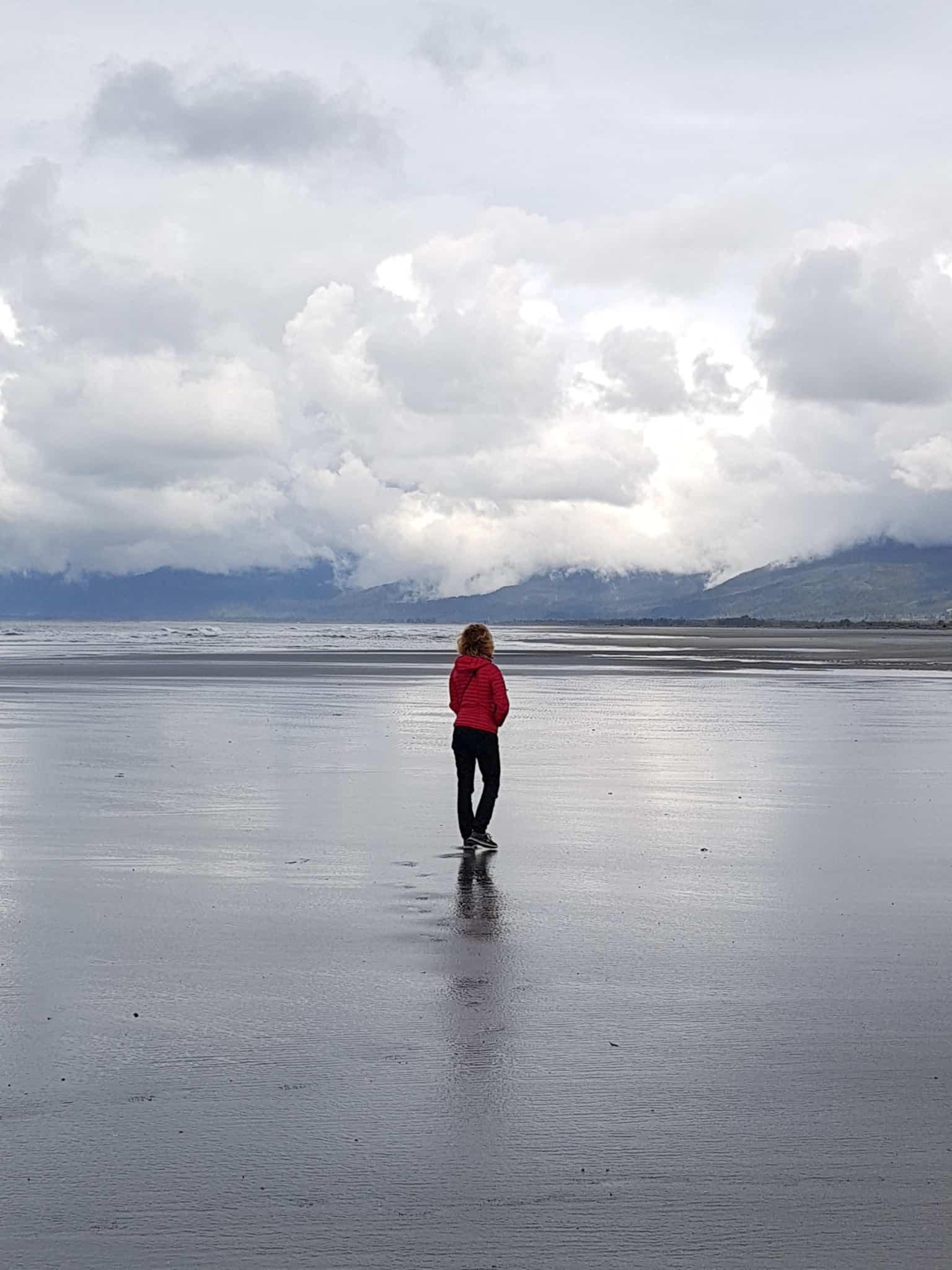 Nouvelle-Zélande, le paisible lac Saint Arnaud 🌥 12