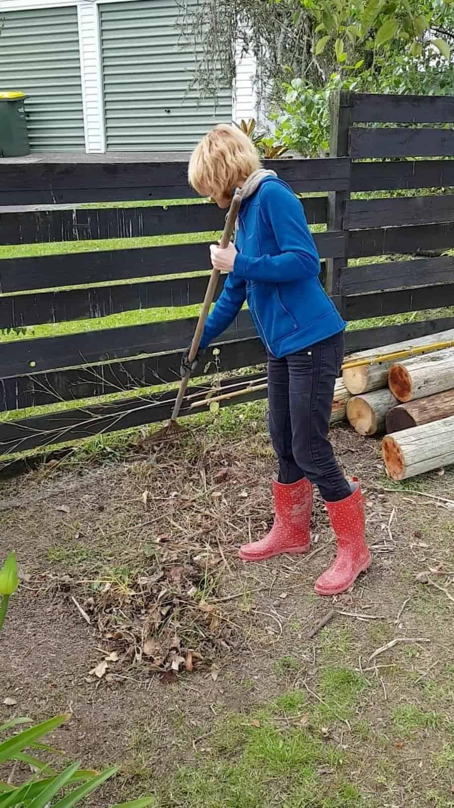 Nouvelle-Zélande, une semaine de HelpX chez la reine Lucy 👑 2