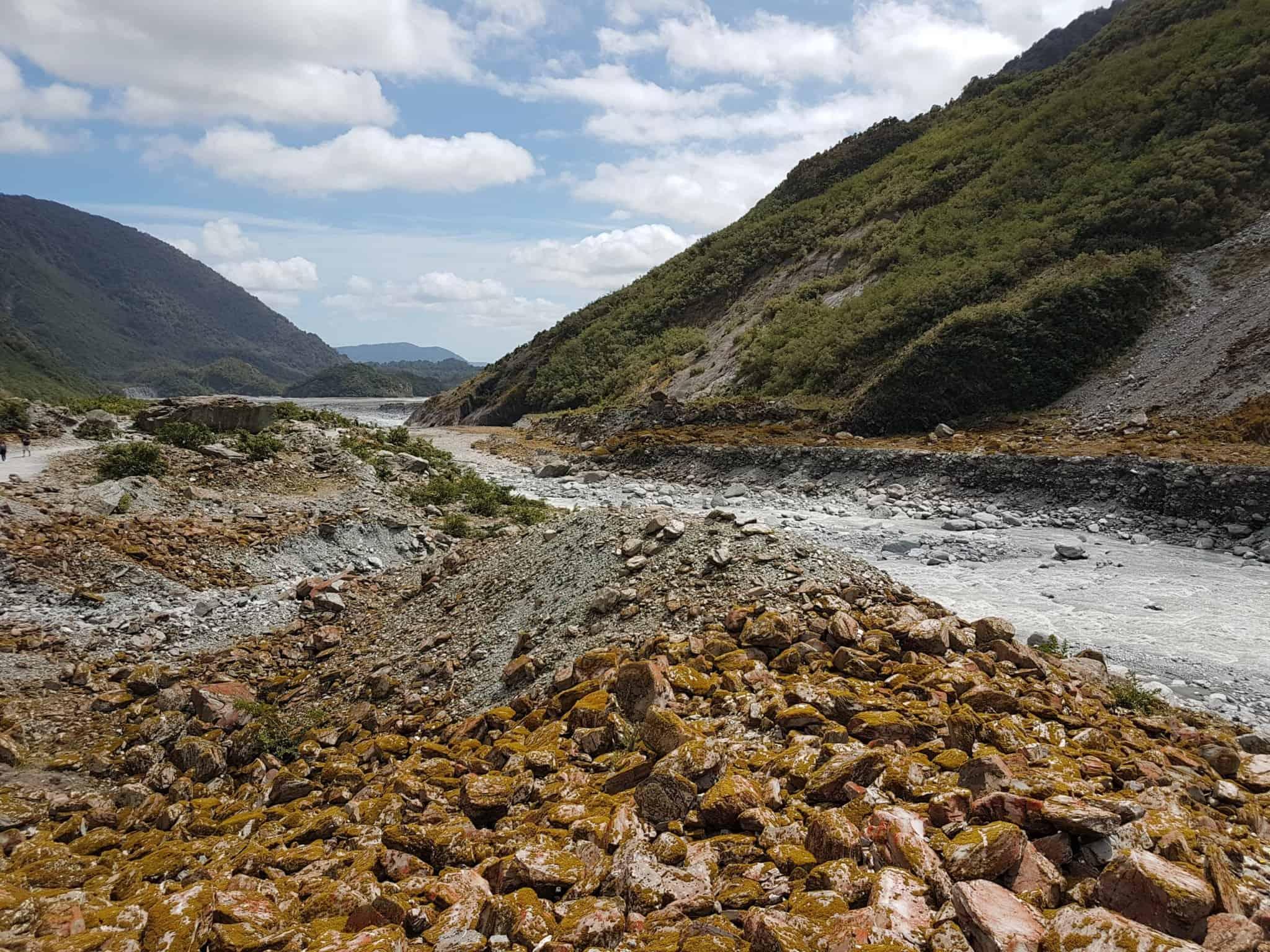 Nouvelle-Zélande, on chausse les baskets pour voir le Glacier Franz Josef 👟 13