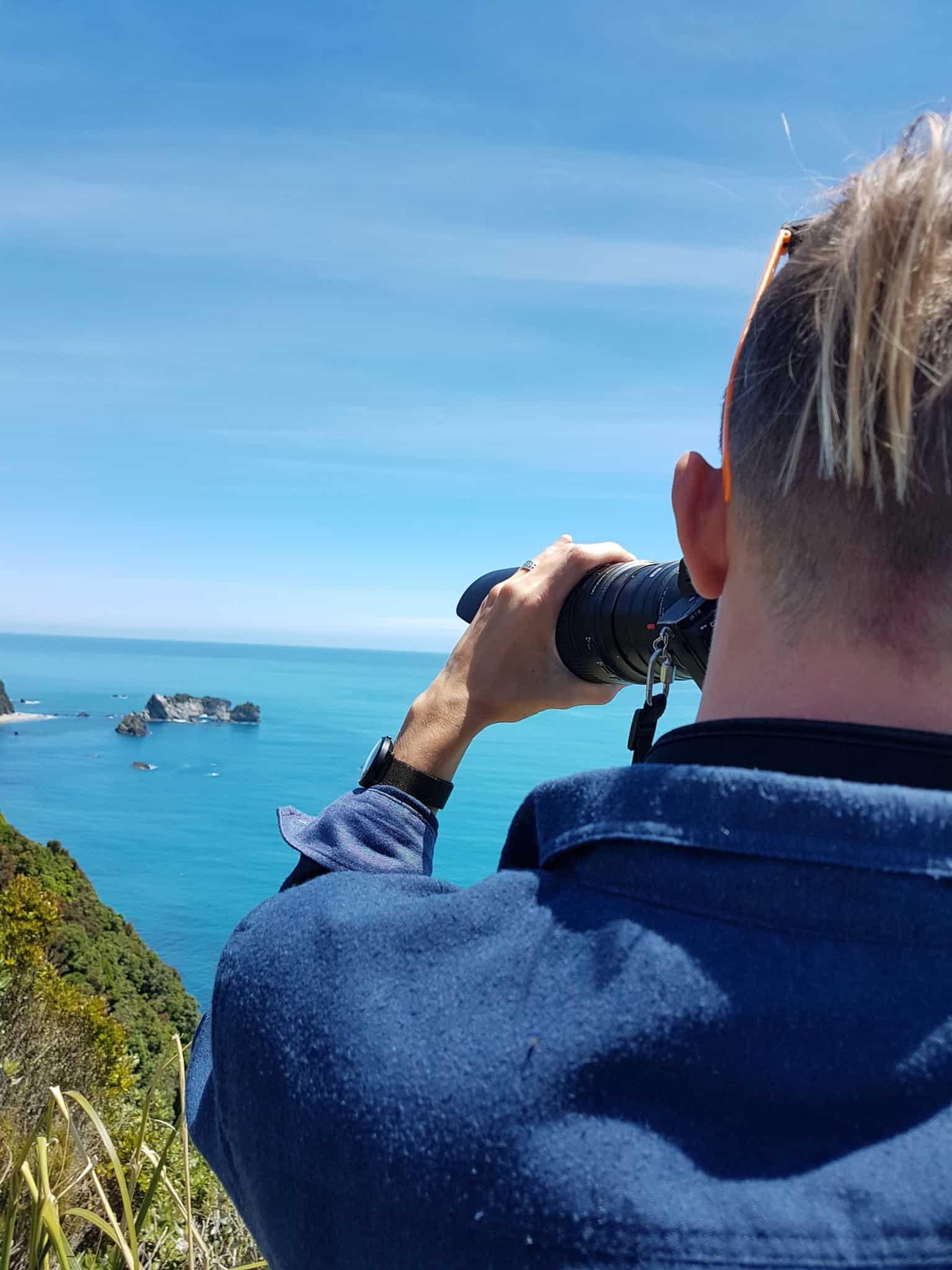 Nouvelle-Zélande, un levé de soleil féerique sur le lac Matheson ☀️ 28