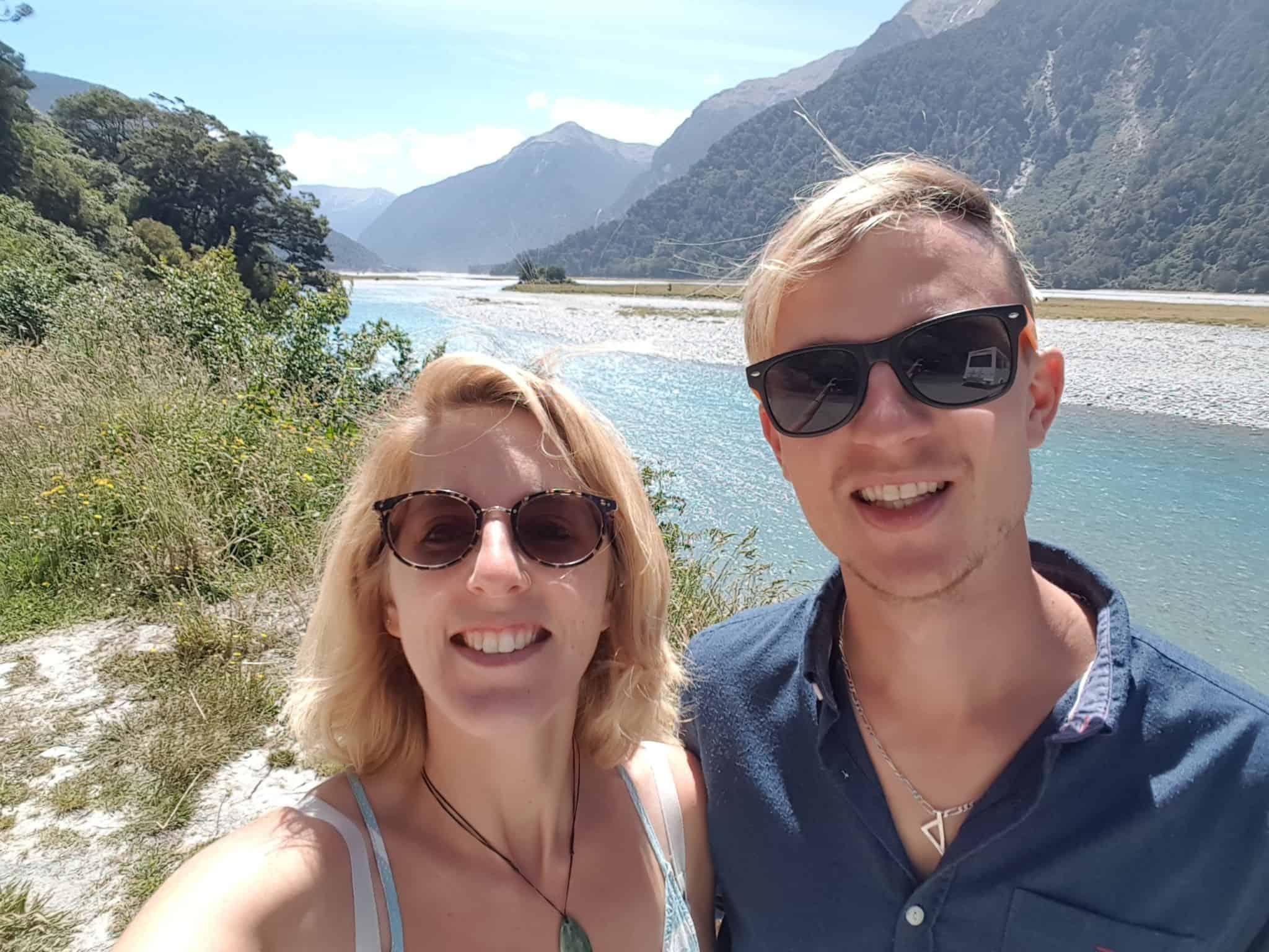 Nouvelle-Zélande, un levé de soleil féerique sur le lac Matheson ☀️ 29