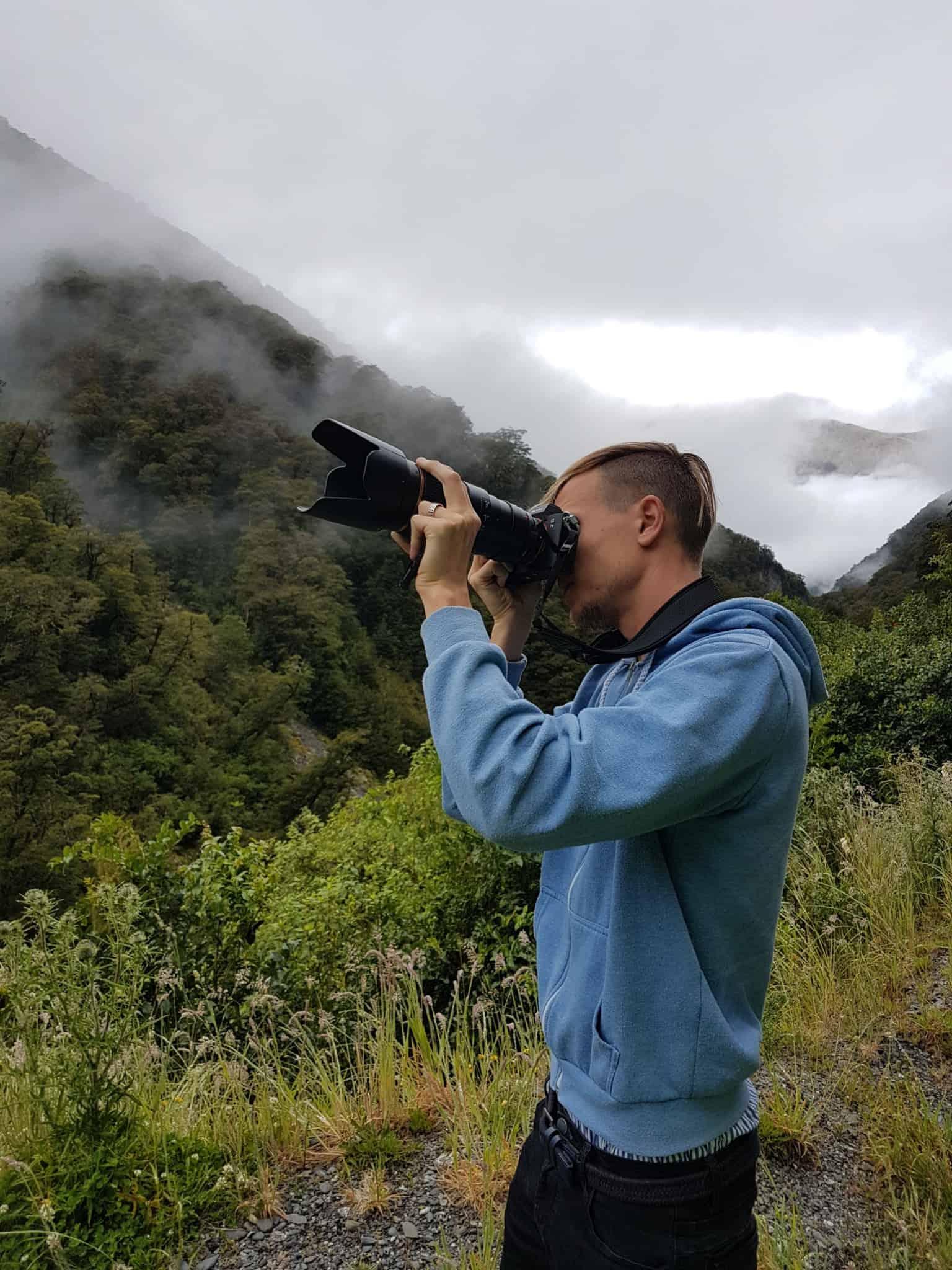Nouvelle-Zélande, la sublime route de Wanaka entre lacs et montagnes 😍 2