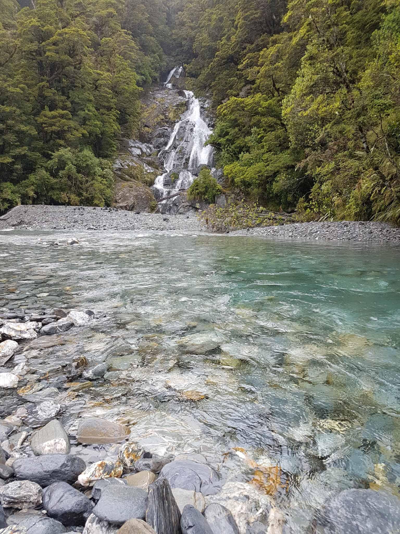 Nouvelle-Zélande, la sublime route de Wanaka entre lacs et montagnes 😍 3