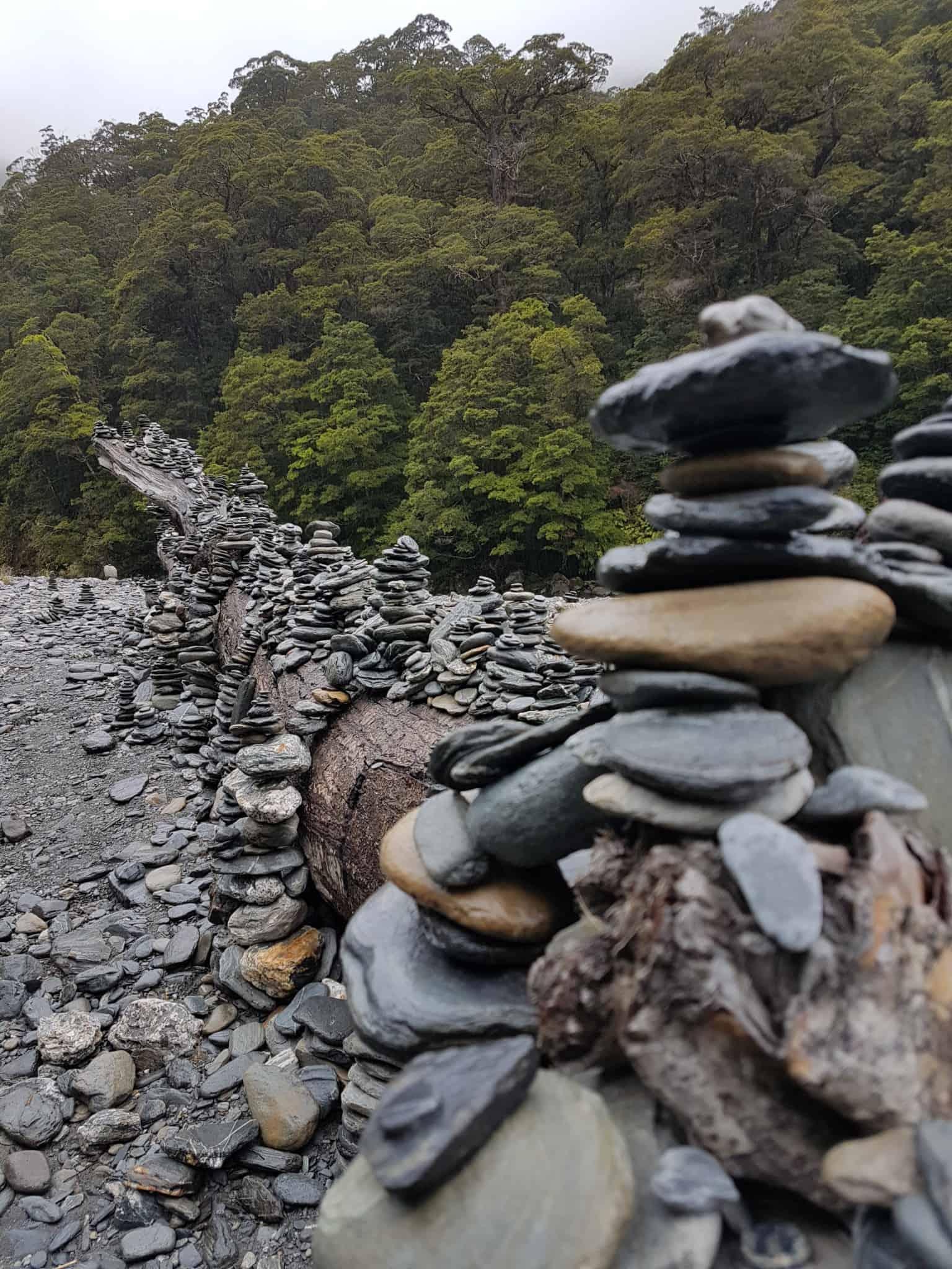 Nouvelle-Zélande, la sublime route de Wanaka entre lacs et montagnes 😍 6