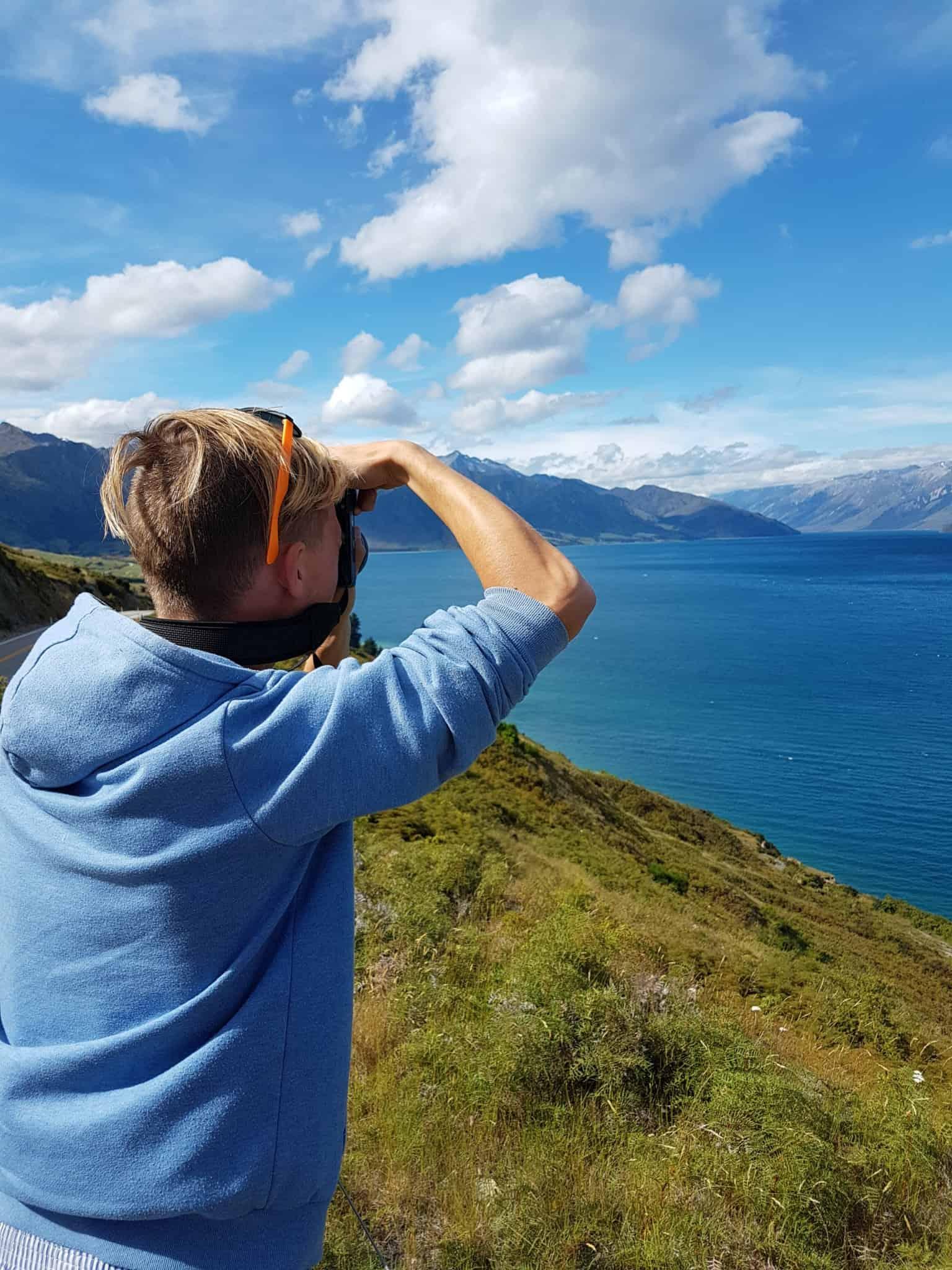 Nouvelle-Zélande, la sublime route de Wanaka entre lacs et montagnes 😍 22