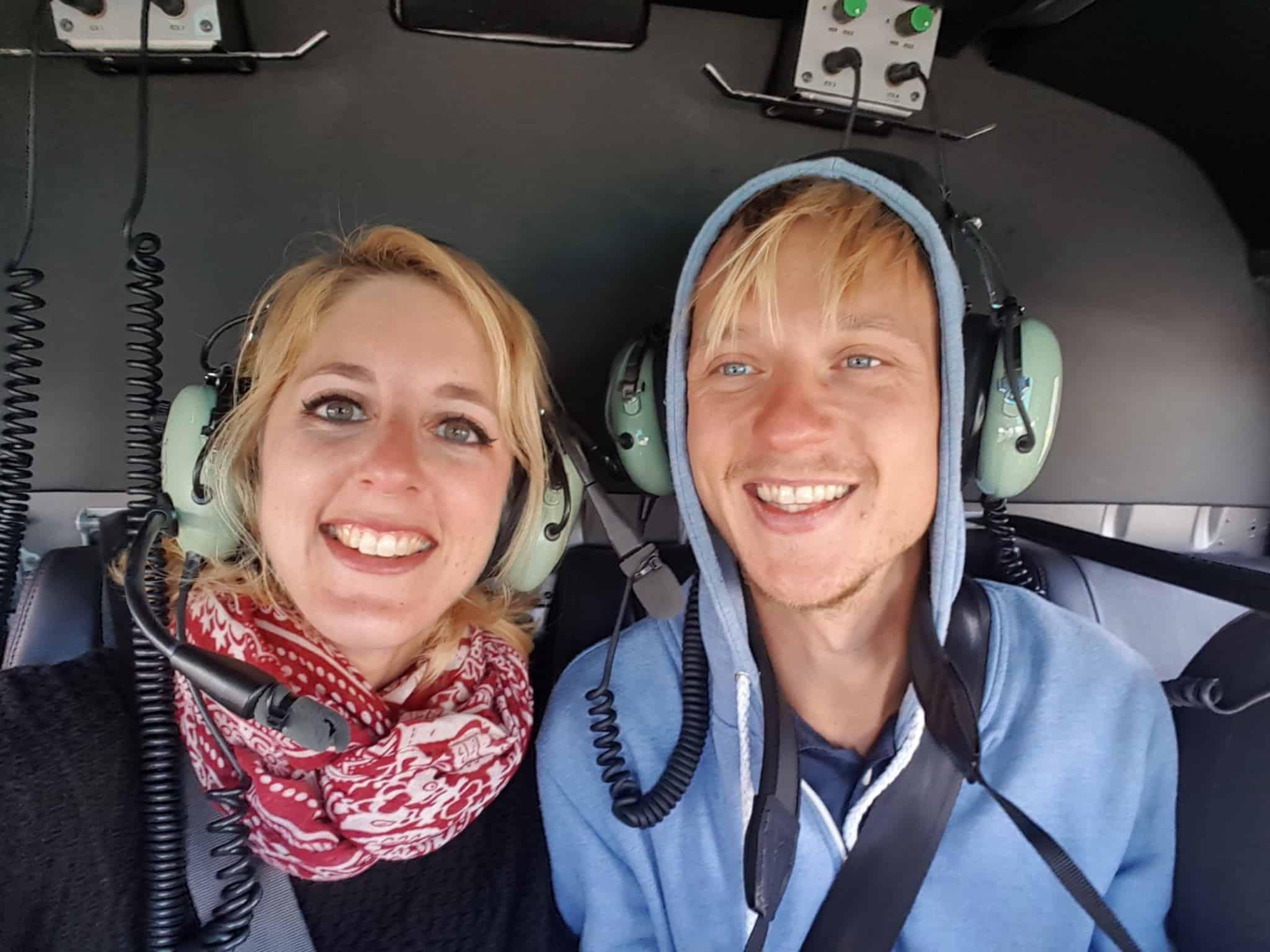 Nouvelle-Zélande, un tour en hélico au dessus de Queenstown qui nous en met plein les yeux ! 🚁 25