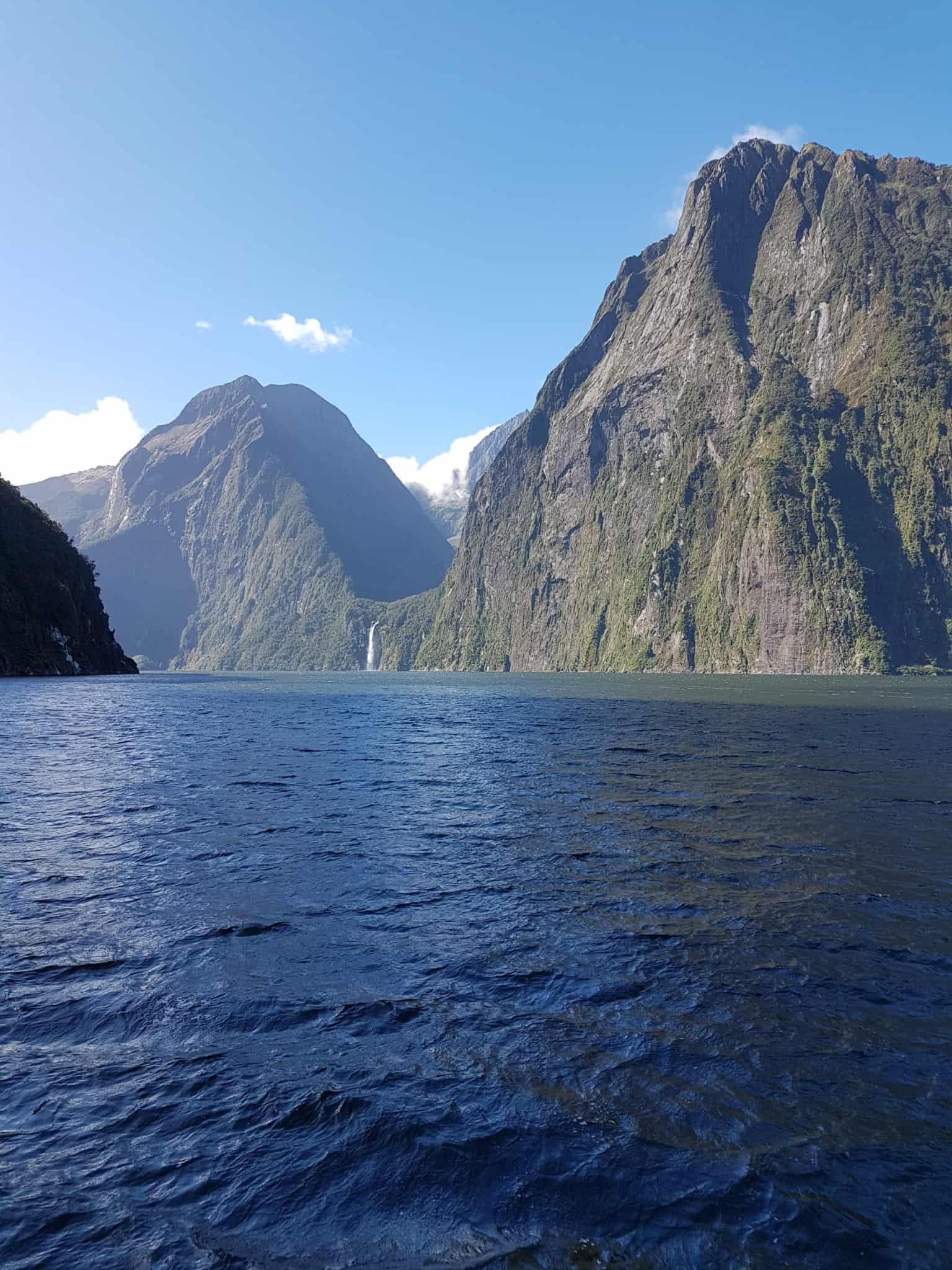 Nouvelle-Zélande, magnifique tour en bateau au coeur du Milford Sound ⛴ 17