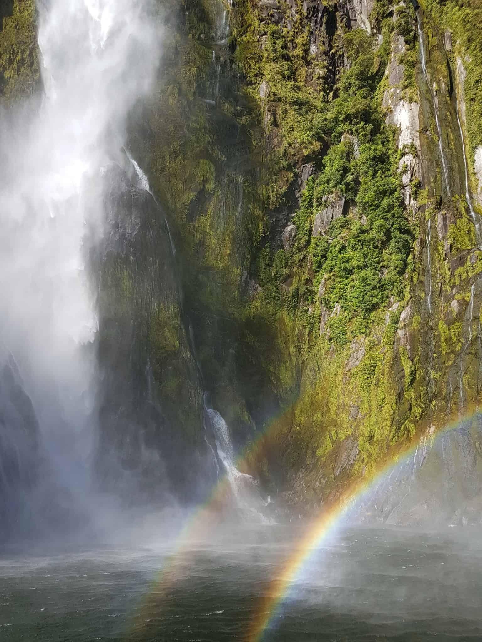 Nouvelle-Zélande, magnifique tour en bateau au coeur du Milford Sound ⛴ 27