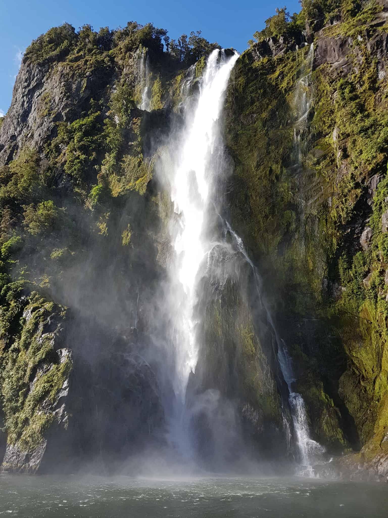 Nouvelle-Zélande, magnifique tour en bateau au coeur du Milford Sound ⛴ 29
