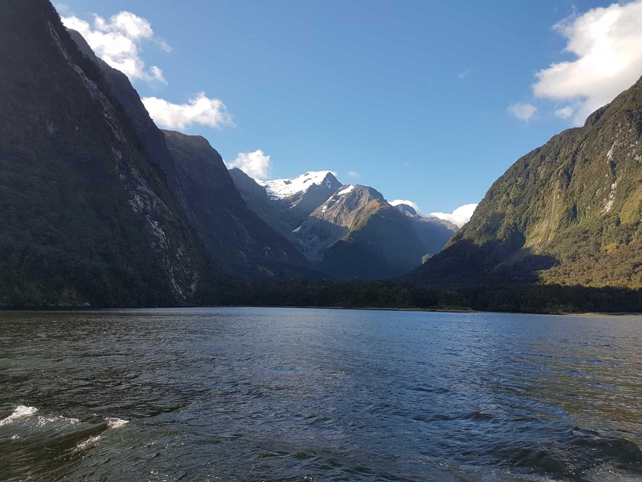 Nouvelle-Zélande, magnifique tour en bateau au coeur du Milford Sound ⛴ 32