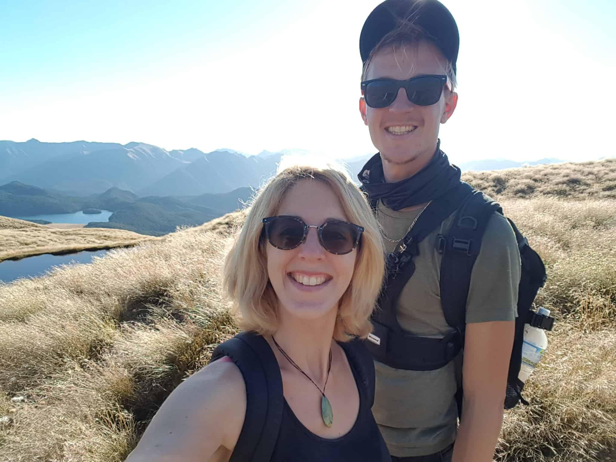 Nouvelle-Zélande, la Mount Burns Tarns Track une rando hors des sentiers battus 👟 24