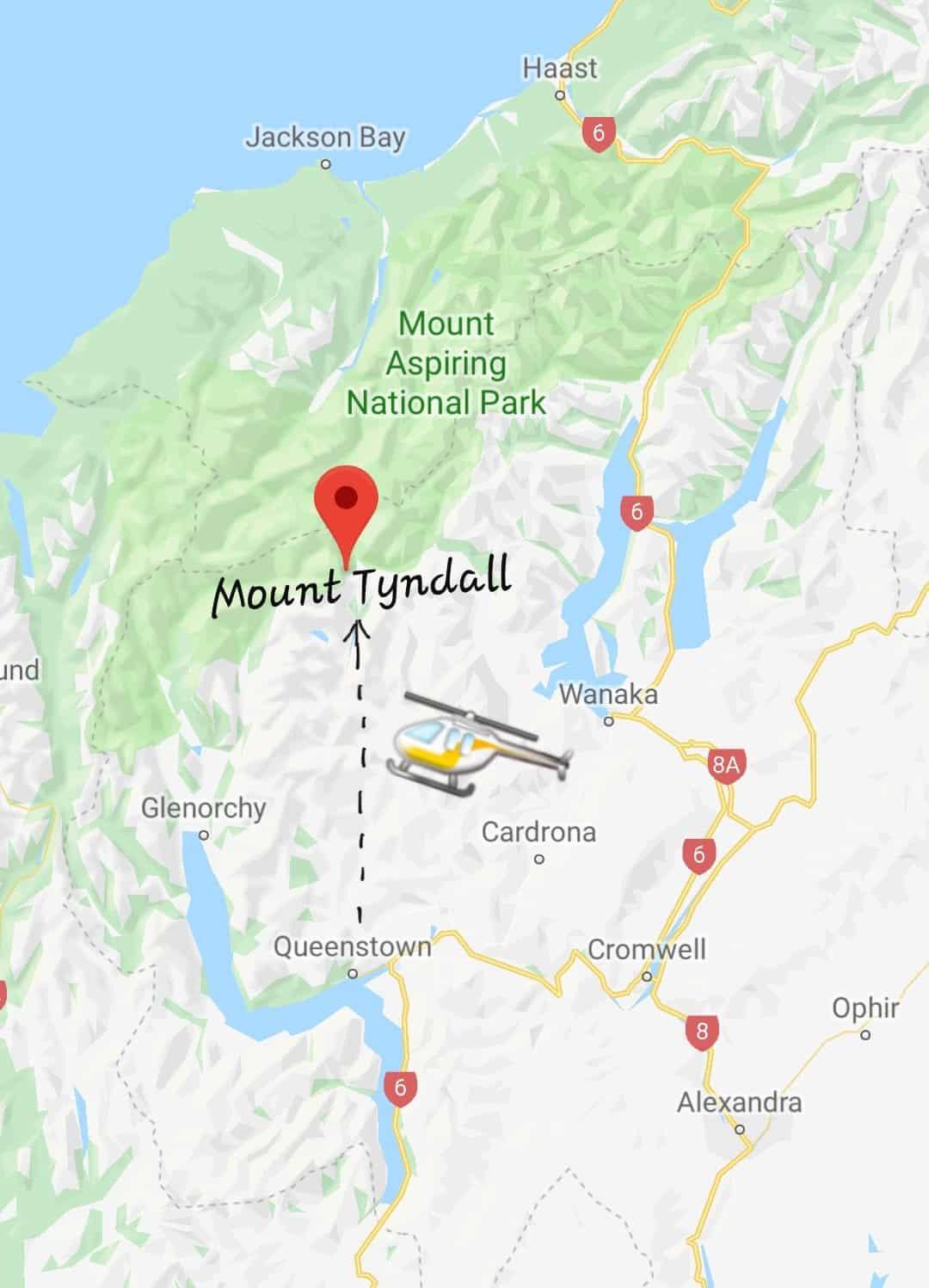 Nouvelle-Zélande, un tour en hélico au dessus de Queenstown qui nous en met plein les yeux ! 🚁 17