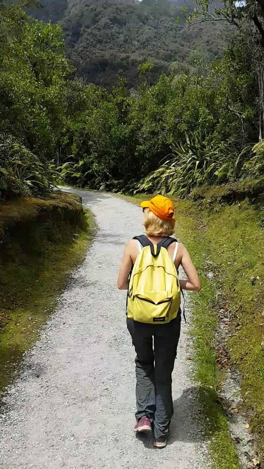 Nouvelle-Zélande, on chausse les baskets pour voir le Glacier Franz Josef 👟 18