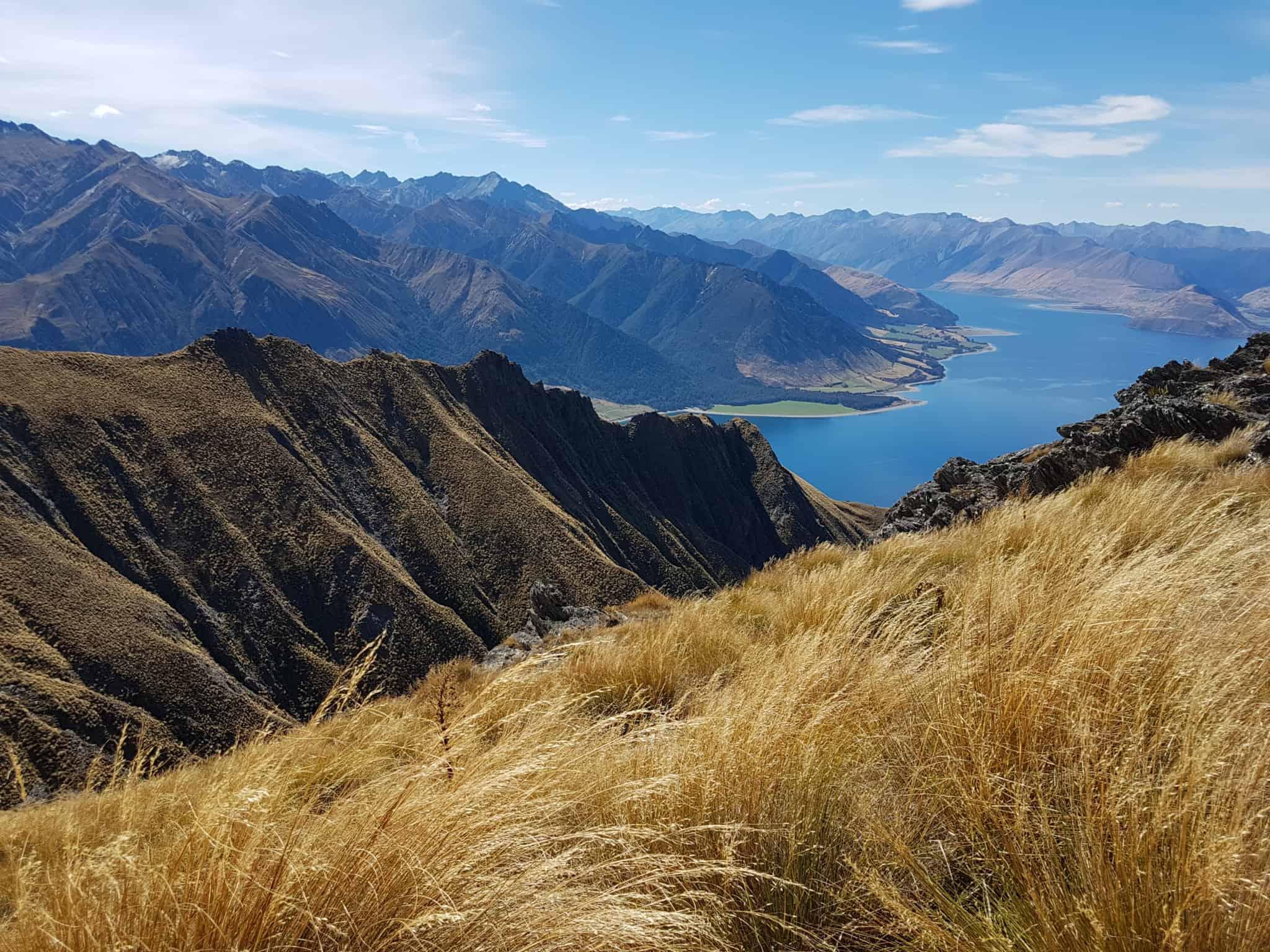 Nouvelle-Zélande, un magnifique lever de soleil depuis Isthmus Peak pour mes 30 ans 🎁 14
