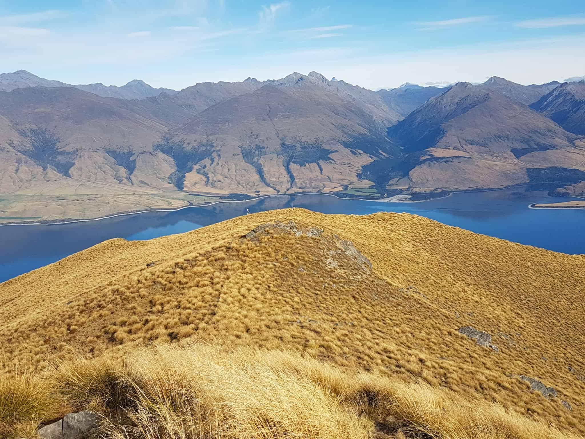 Nouvelle-Zélande, un magnifique lever de soleil depuis Isthmus Peak pour mes 30 ans 🎁 12