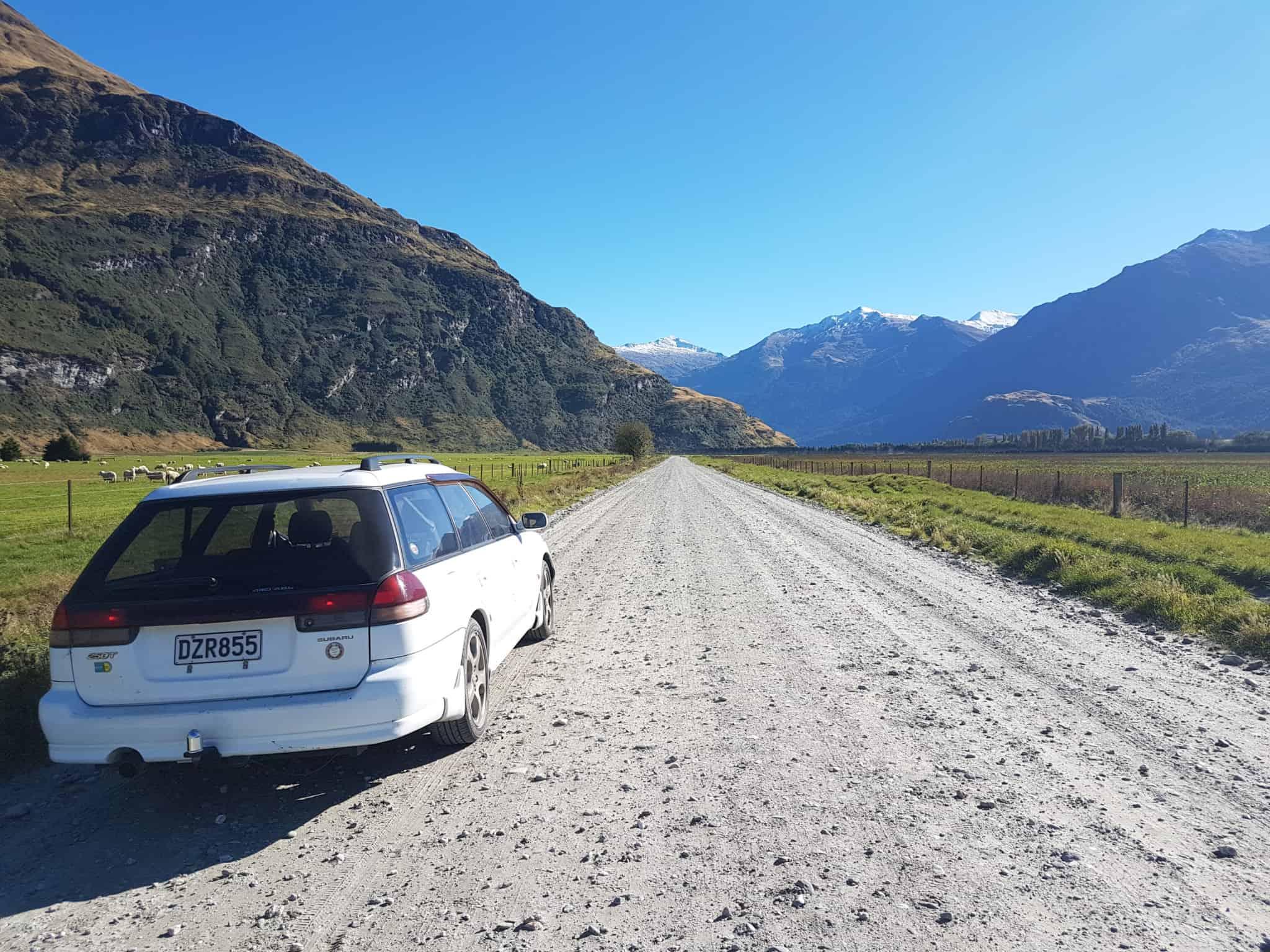 Nouvelle-Zélande, randonnée vers le Rob Roy Glacier et son sommet enneigé ❄ 4