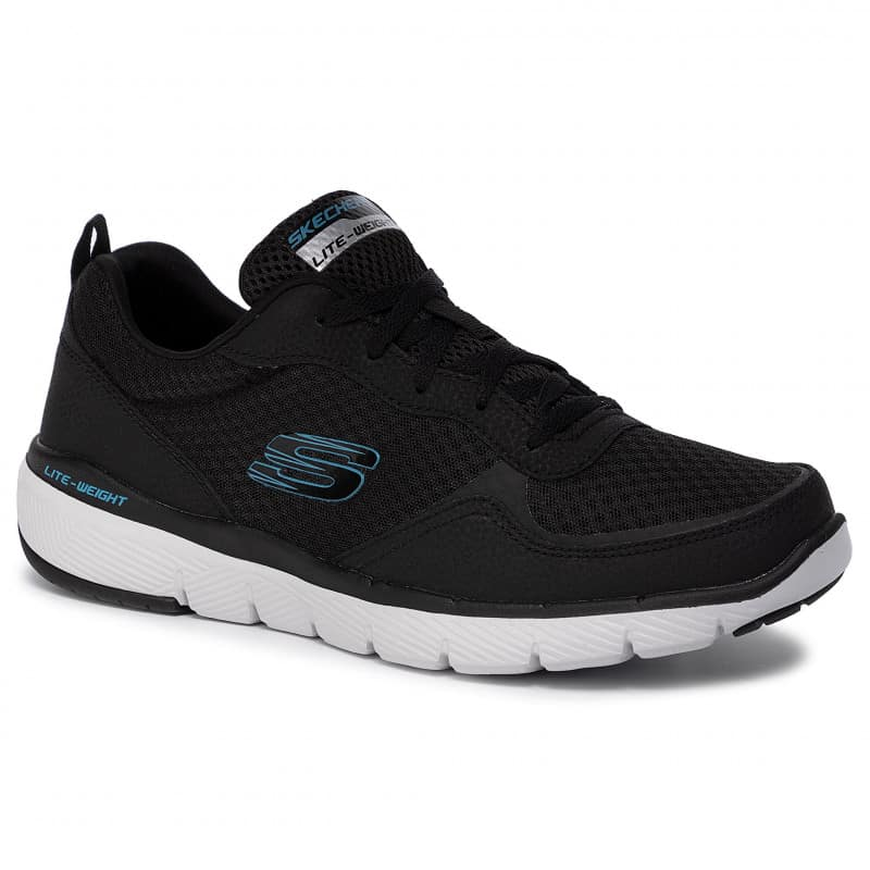 Chaussures confort skechers homme