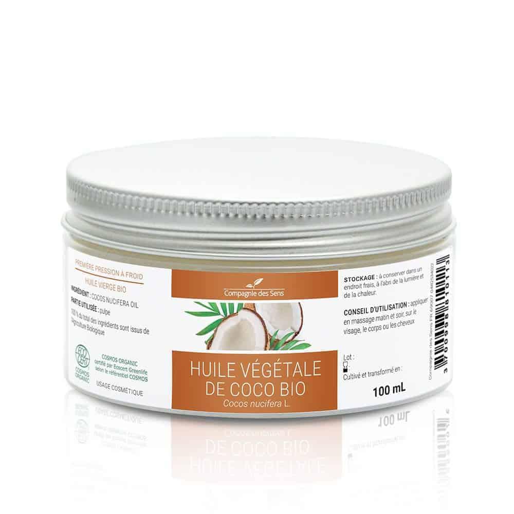huile de coco 100ml