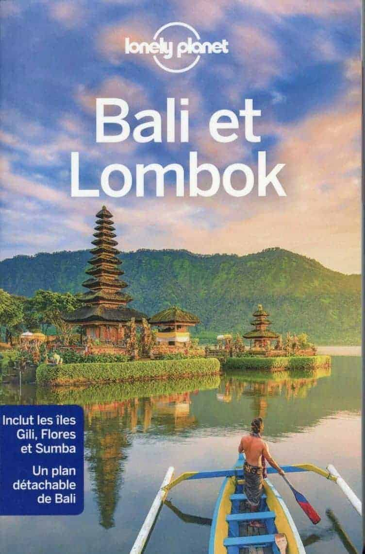 Guide Lonely Planet Bali et Lombok