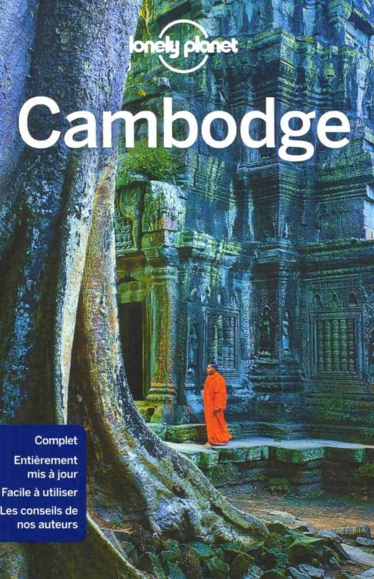 Guide Lonely Planet Cambodge