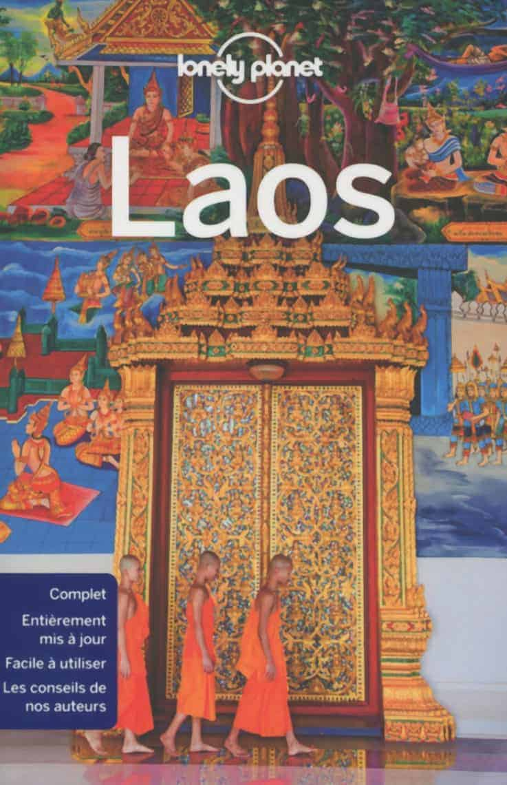 Guide Lonely Planet Laos