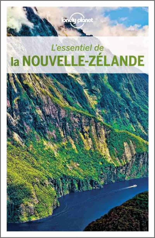 Guide Lonely Planet Nouvelle-Zélande