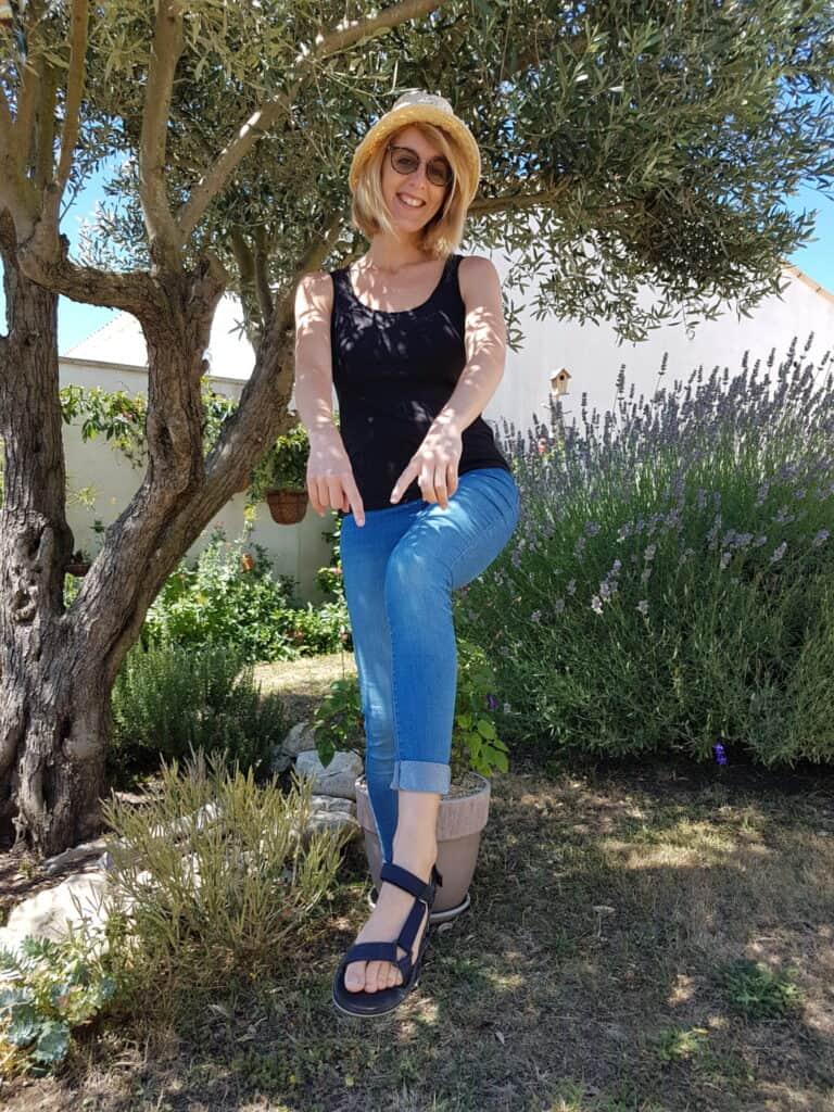 equipement tour du monde - sandales de marche