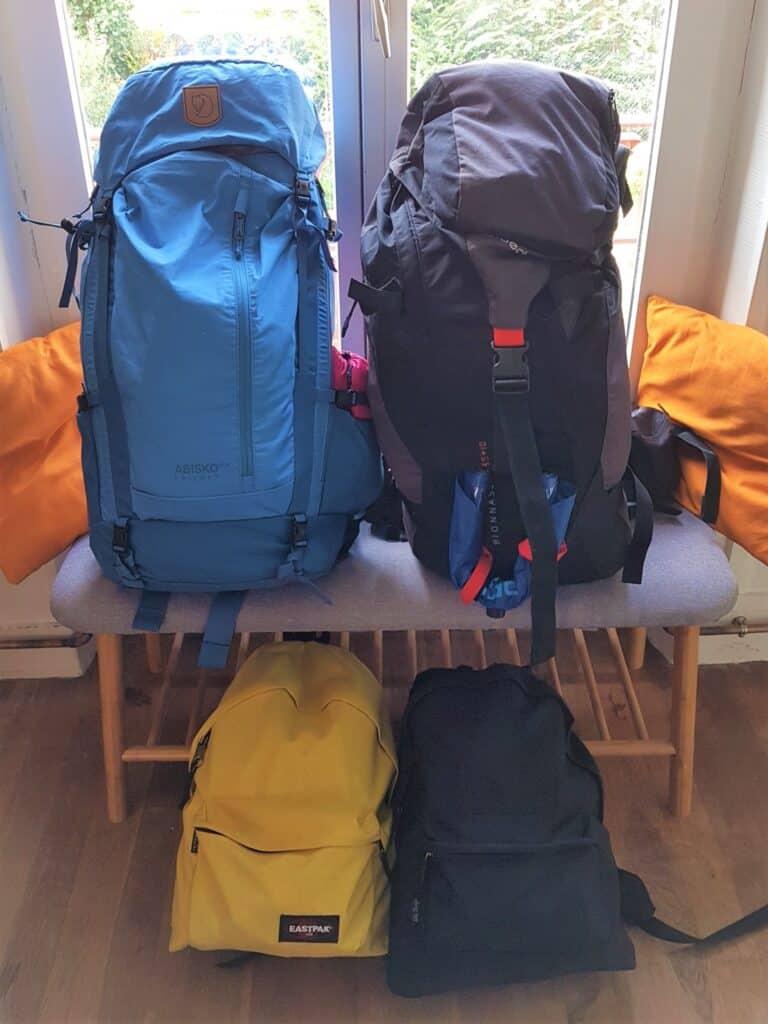 equipement tour du monde - choix du sac à dos pour un long voyage